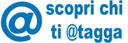 Scopri chi ti ha @taggato!